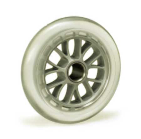 Micro Scooter 100 mm Clear Wheel