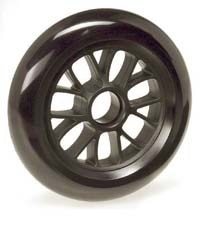 Micro Scooter Bullet 120 mm Black Wheel