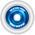 Blazer Pro Metal Core Wheel - Blue