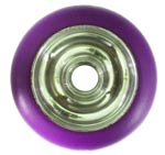 NEW - Eagle Sport Metal Core Wheel - Purple - 100mm ONE LEFT
