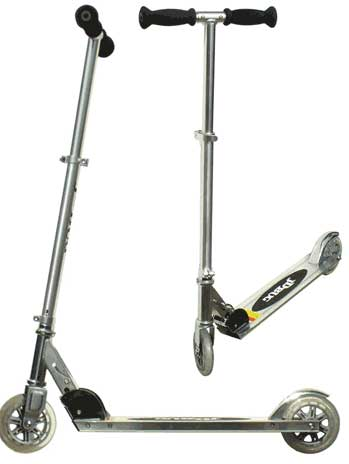 JD Bug Scooter Eco - Black
