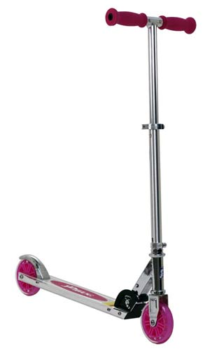 JD Bug Scooter Eco - Pink