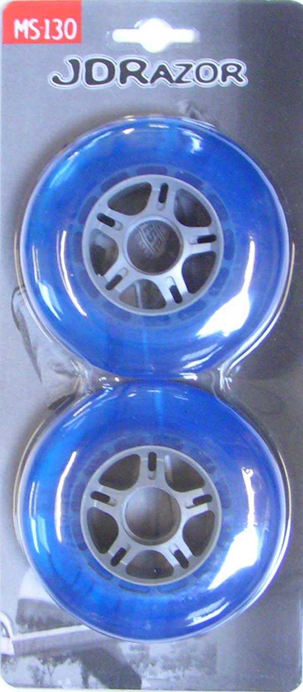 JD Bug Scooter 100mm / 86A Wheels - Blue
