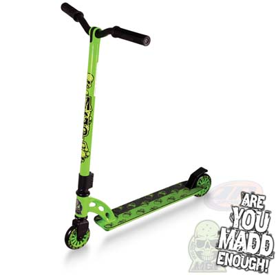 MADD Scooter - VX 2 Pro - Green