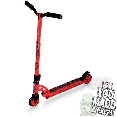 MADD Scooter - VX 2 Pro - Red