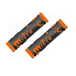 Micro Xtreme Handle Bar Grips Orange