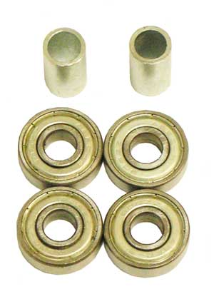 Micro Scooter Abec 3 bearings